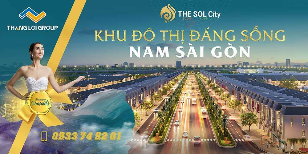 the sol city khu do thi dang song nam sai gon